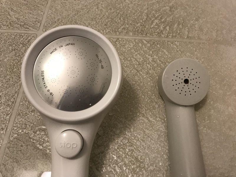 シャワー ヘッド アトピー ニトリ